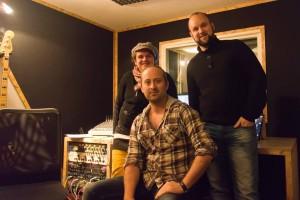 Avec Julien Vonarb et Nicolas Derolin